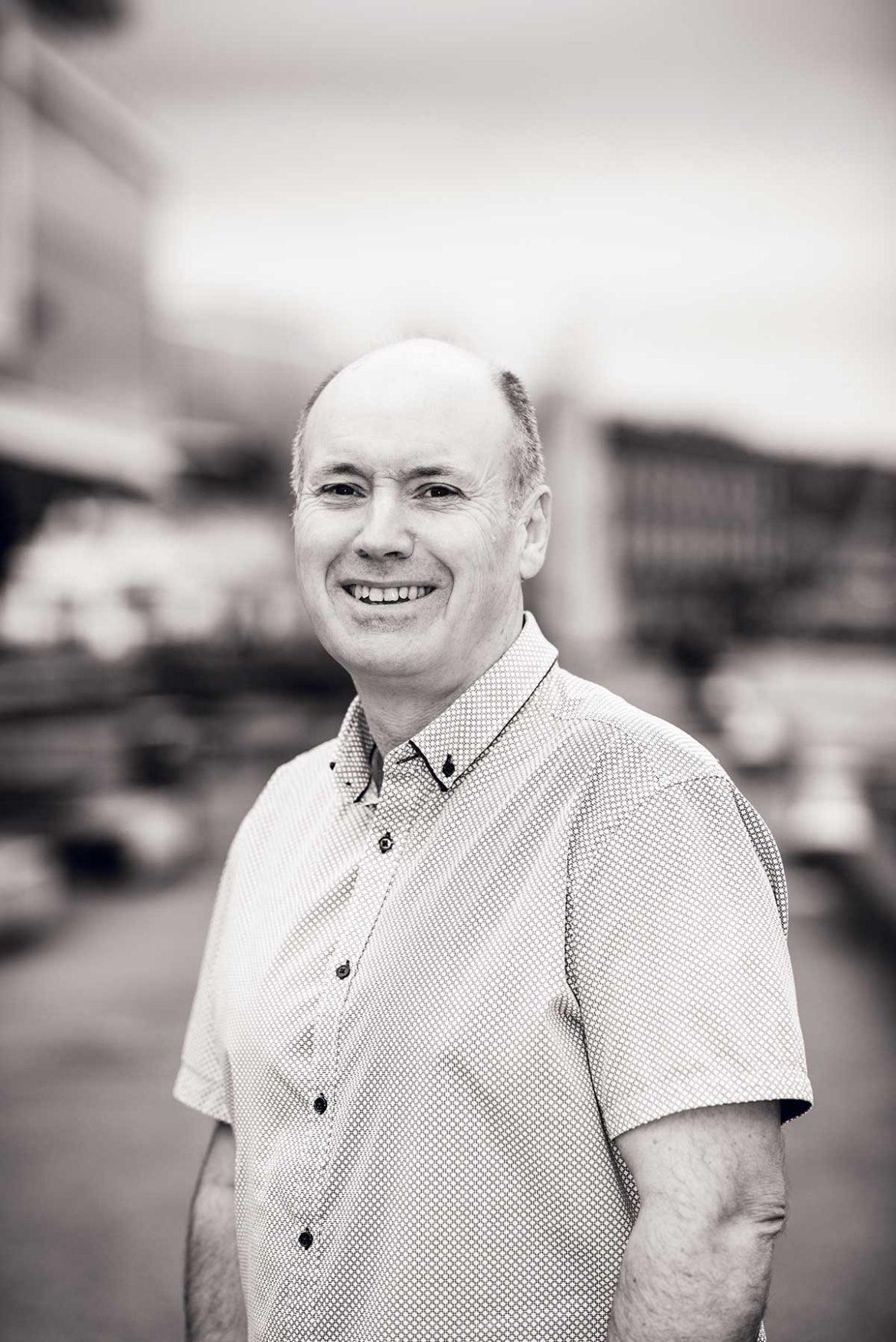Jon Astwood Regional Manager (North Island)